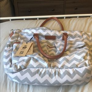 Kattee Diaper Bag